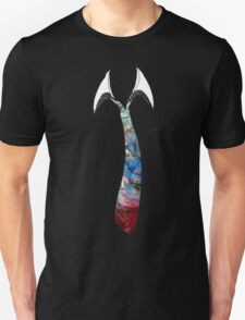 Tie for your Tee shirt Unisex T-Shirt