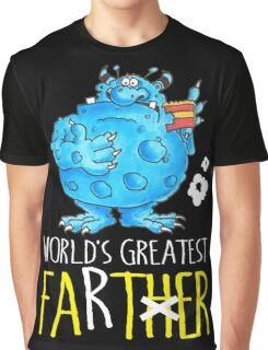 World's greatest Farter! Graphic T-Shirt