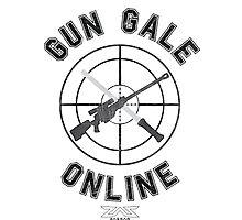 Gun Gale Online Photographic Print