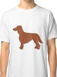 Irish Setter Dog Classic T-Shirt