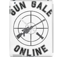 Gun Gale Online iPad Case/Skin
