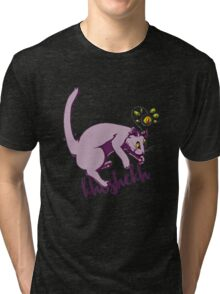Khoshekh the Flying Cat Welcome To Night Vale Tri-blend T-Shirt