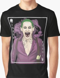 joker jared leto Graphic T-Shirt