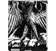 Gothic Eagle  iPad Case/Skin