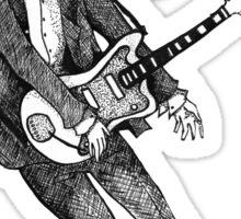 JazzMaster Sticker