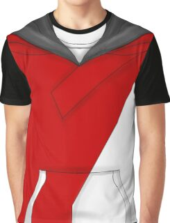 Pokemon Go Red Avatar Shirt Graphic T-Shirt