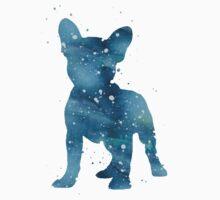 galaxy dog Kids Tee