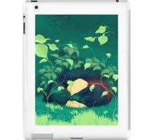 Sleepy Typhlosion iPad Case/Skin