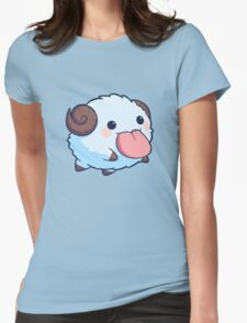 Cute Poros Womens Fitted T-Shirt