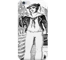 Sailor Flagger iPhone Case/Skin