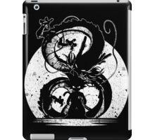 cool saiyan silhouette iPad Case/Skin
