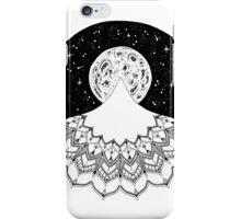 Mandala Mountain iPhone Case/Skin