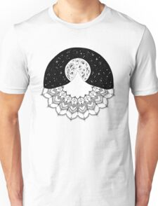 Mandala Mountain Unisex T-Shirt