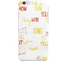 Rolling Stone iPhone Case/Skin