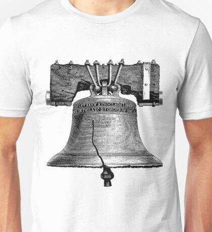 Liberty Bell Unisex T-Shirt