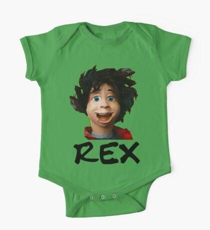 Rex 2 One Piece - Short Sleeve