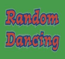 Random Dancing Baby Tee