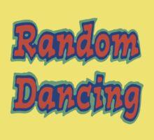 Random Dancing One Piece - Short Sleeve