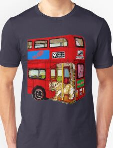 Elephant Bus 578 Unisex T-Shirt