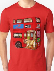 Elephant Bus Unisex T-Shirt