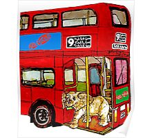 Elephant Bus 578 Poster