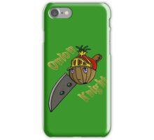 Onion Knight iPhone Case/Skin