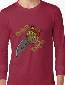 Onion Knight Long Sleeve T-Shirt