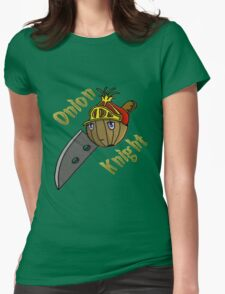 Onion Knight Womens Fitted T-Shirt