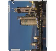 Crown Casino with full moon iPad Case/Skin