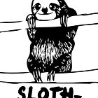 Think Of The Sloth-sibilities by theteeproject
