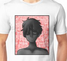 angsty white kid i guess???  Unisex T-Shirt