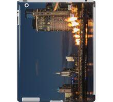 Crown Casino flame towers iPad Case/Skin