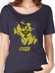 Pokemon Instinct Women's Relaxed Fit T-Shirt