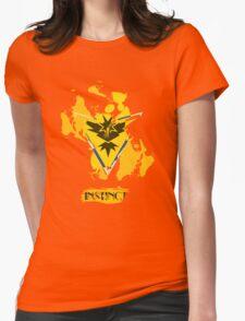 Pokemon Instinct Womens Fitted T-Shirt