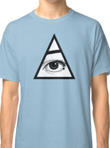 All Seing Eye Classic T-Shirt