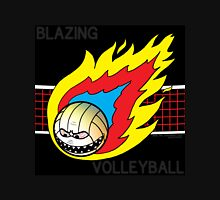 Blazing Volleyball Unisex T-Shirt