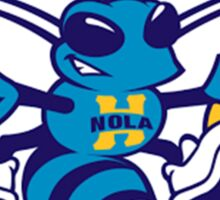 New Orleans Hornets Sticker