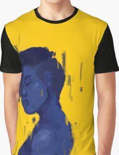 Yellow Graphic T-Shirt