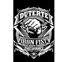 Duterte Photographic Print