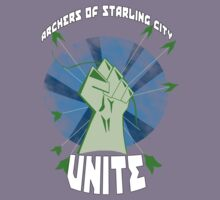 Archers of Starling City: Unite by Joshua Bowling