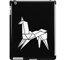 """It's too bad she won't live! But then again, who does?"" iPad Case/Skin"