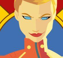 Captain Marvel (Carol Danvers) Sticker