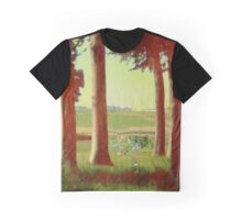 Daisy's in the field Graphic T-Shirt