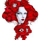 - Poppy fairy - by Losenko  Mila