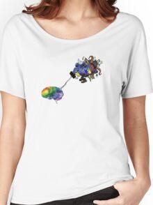 Beautiful Mind Brain Women's Relaxed Fit T-Shirt