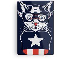 Captain Americat Metal Print