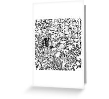 Candy Claws - Ceres & Calypso in the Deep Time Greeting Card