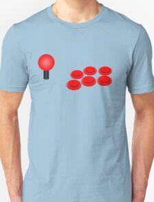 Arcade Stick Unisex T-Shirt