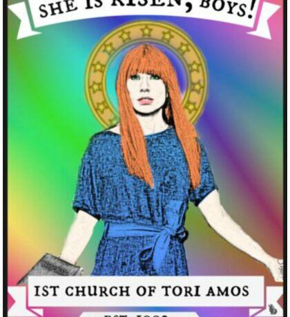 Church of Tori Amos Sticker