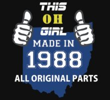 This Ohio Girl Made in 1988 by satro